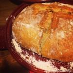 Profumo di pane: il pane senza impasto
