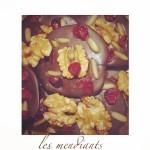 Cioccolato fondente e frutta secca: i Mendiants