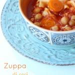 Zuppa di ceci – Il mio comfort food