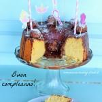 Fluffosa al pompelmo rosa (Chiffon Cake)