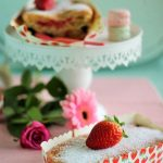Plumcake yogurt e frutti di bosco senza glutine