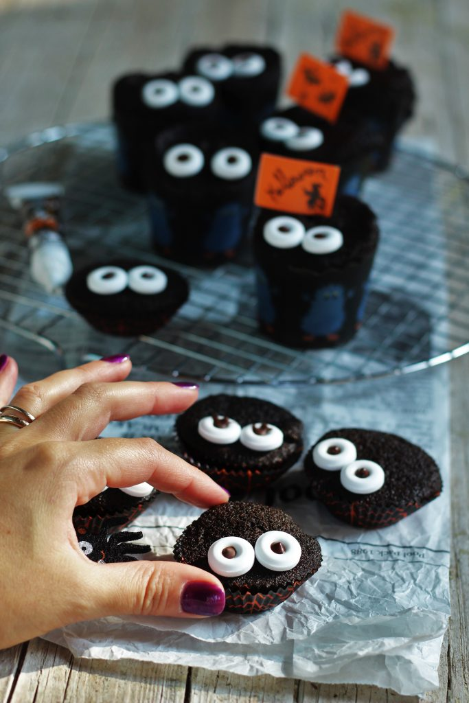 muffin facili di halloween