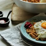 Fried rice indonesiano