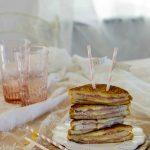 Sandwich fritto americano
