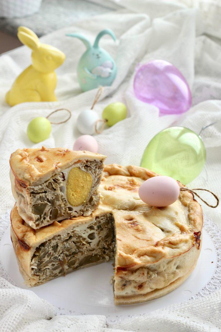 Torta Pasqualina Ai Carciofi My Shabby Chic Kitchen